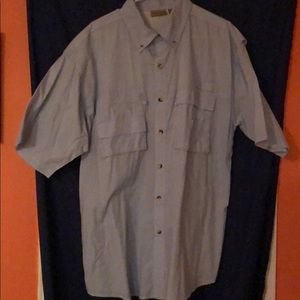 Men's fishing shirt size X-large